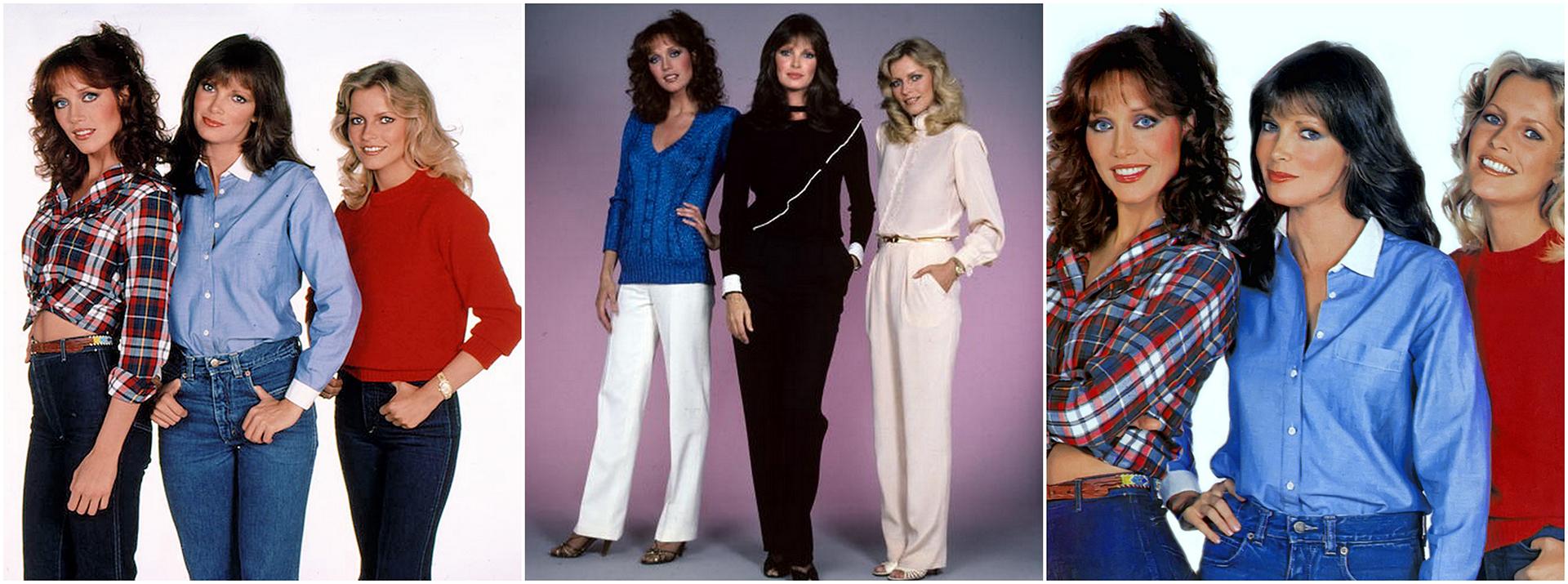 Charlie's Angels - Season 5: Tanya Roberts, Jaclyn Smith Cheryl Ladd