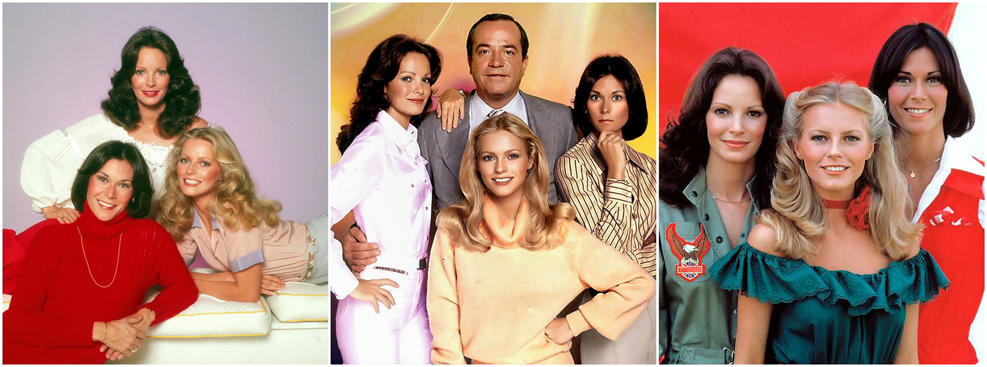 Charlie's Angels - Season 2: Kate Jackson, Jaclyn Smith & Cheryl Ladd
